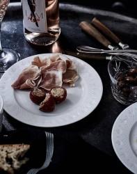 12 stk. Frederik Bagger Lunch Plates (25 cm)