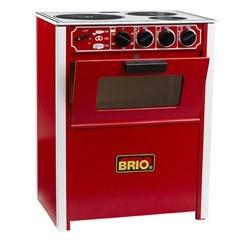 31356 Brio Baby komfur - rød
