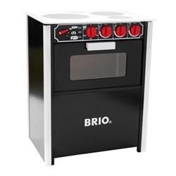 31356 Brio Baby komfur - sort