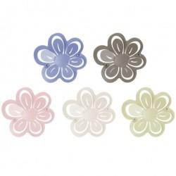 5 blomster knager