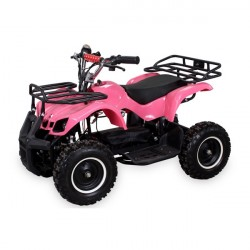 800W Mini ATV - Rhino pink