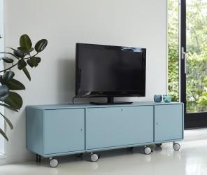 ABC - Quadrant Tv-modul Tobago blå
