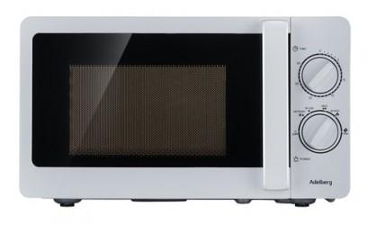 Adelberg A-11330068, 20l Mikroovn - Hvid