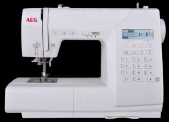 AEG 65z Friarm 100 Prg. Computerstyret Symaskine