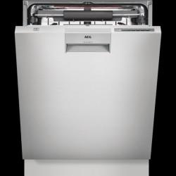 AEG FFB63706PM Opvaskemaskine til Underbygning - Stål
