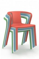 Air armchair (orange)