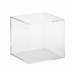 Akryl kasse kvadratisk - klar