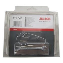 AL-KO knivsæt til Robolinho 100