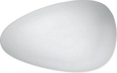 Alessi Colombina Tallerken 31 cm hvid
