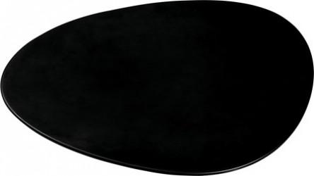 Alessi Colombina Tallerkensbordskåner 39 cm Sort