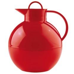 Alfi termokande - Kugle - Blank rød