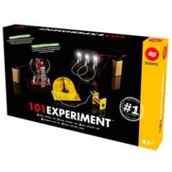 ALGA Science 101 experiment