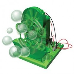 ALGA Science Robotic Bubble Blower