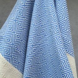 Algan Elmas Gæstehåndklæde XS Blå