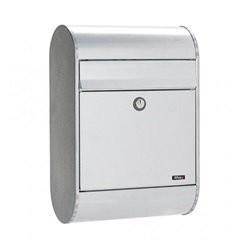 Allux 5000 F60511 Postkasse - Galvaniseret