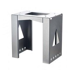 Allux 8002 Monteringsfod Galvaniseret stål