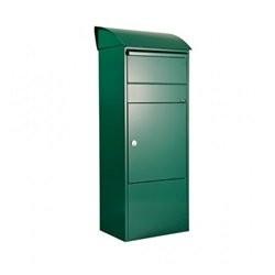 Allux 820 F54826 Postkasse - Grøn