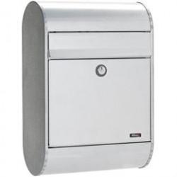 Allux postkasse - 5000 - Galvaniseret stål