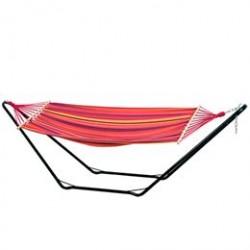 Amazonas hængekøje inkl. stander - Beach Set