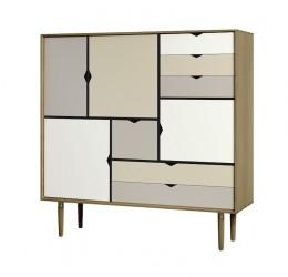 Andersen Furniture - S3 Højskænk - Eg olie - Farve