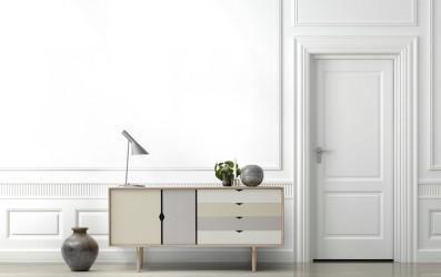 Andersen Furniture - S6 Skænk - Eg hvidolie - Farve