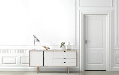 Andersen Furniture - S6 Skænk - Eg hvidolie - Hvid