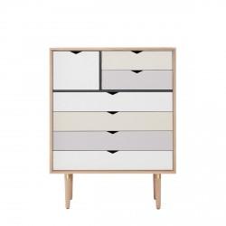 Andersen Furniture - S8 Kommode - Eg sæbe - Farve