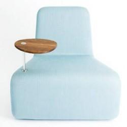 Anne Linde Urban lounge lænestol – med bord