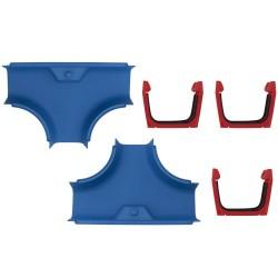 Aquaplay vandbanetilbehør - T-stykker
