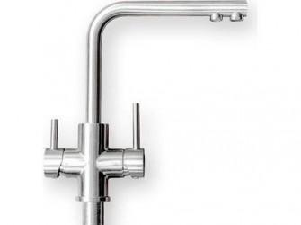 Aquaporin ZERO 3-vejs Vandhane - Til koldt, varmt og filtreret vand
