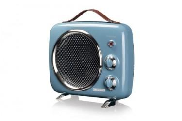 Ariete 808 Vintage Varmeblæser - Blå