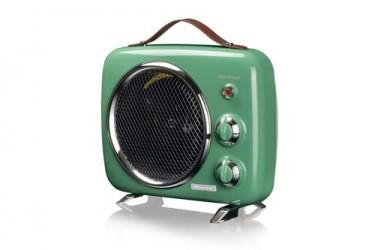 Ariete 808 Vintage Varmeblæser - Grøn