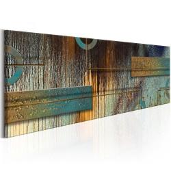 Artgeist billede - Artistic Variation, på lærred 120x40