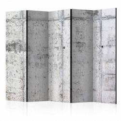 ARTGEIST Concrete Wall II rumdeler - grå print (172x225)