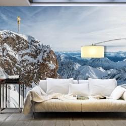 Artgeist fototapet XXL - Winter in Zugspitze, 280x500 500x280
