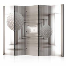 ARTGEIST Gateway to the Future II rumdeler - hvid/creme print (172x225)