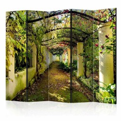 ARTGEIST Romantic Garden II rumdeler - multifarvet print (172x225)