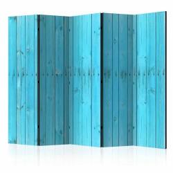 ARTGEIST The Blue Boards II rumdeler - blå print (172x225)