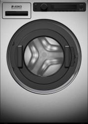 Asko Professional Wmc8943vc.s Industrivaskemaskiner - Rustfrit Stål