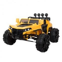 ATV elbil - Supreme - Gul