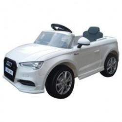 Audi elbil - A3 - Hvid