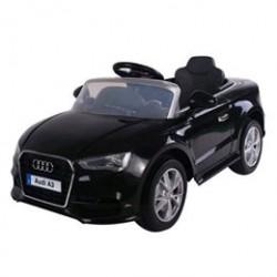 Audi elbil - A3 - Sort
