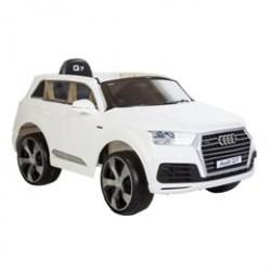 Audi elbil - Q7 - Hvid