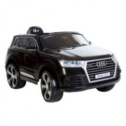 Audi elbil - Q7 - Sort