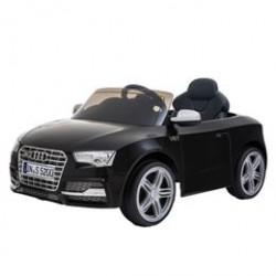 Audi elbil - S5 - Sort