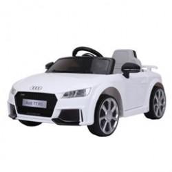 Audi elbil - TT RS - Hvid