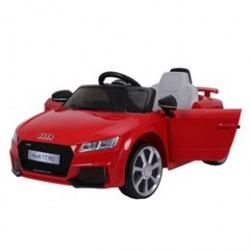 Audi elbil - TT RS - Rød