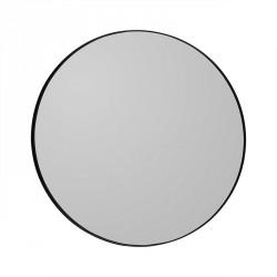 Aytm - CIRCUM Spejl Sort - Ø70