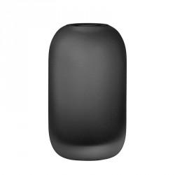 AYTM Hydria Glass Vase Black