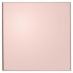 Aytm quadro spejl (rosa/l90xb90xh2 cm)
